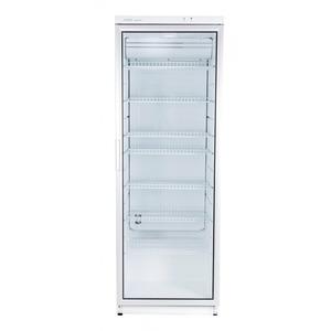 Glasdeur koelkast Exquisit CD350.1003A+, wit
