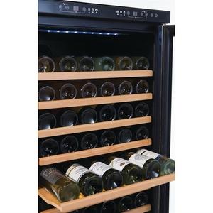 Wijnkoeling, Polar, met 2 zones, 155 flessen