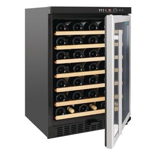 Wijnkoeler, Polar, RVS-glasdeur, 54 flessen