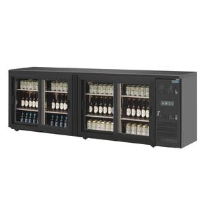 Barkoeler, Polar, 4 schuifdeuren, 288 flessen