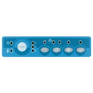 Voorlader Rhima DR50i PLUS, 400 Volt