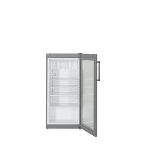 Flessenkoeler Liebherr, FKvsl 2613, glazen deur