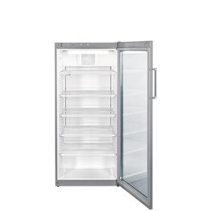 Flessenkoeler Liebherr, FKvsl 5413, glazen deur