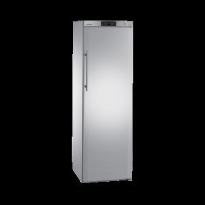 Vrieskast Liebherr, GG 4060, RVS, statische koeling