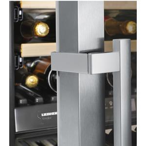 Wijnbewaarkast Liebherr, WKes 4552, GrandCru, RVS, glasdeur