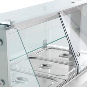 Saladette Inomak met glasopbouw ZQV99