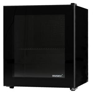 Flessenkoeler Husky KK50 (met zwart metalen frame)