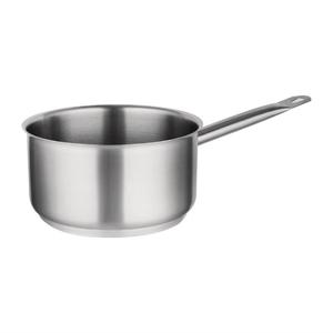Steelpan, Vogue, RVS, Ø 16 cm, 1,5 liter