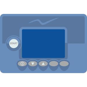 Pannenwasmachine Rhima DR365E HR PLUS
