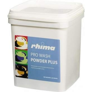 Pro Wash Powder Plus, vaatwasmiddel Rhima voor voorlader