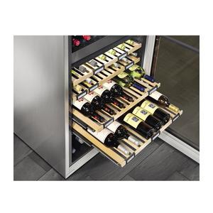 Wijnklimaatkast Liebherr, WTes 5872, Vinidor, RVS, glasdeur