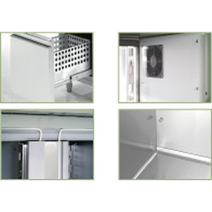 Vrieswerktafel voor onderbouw, NordCap, UTKT 1600, 3 schuiflades