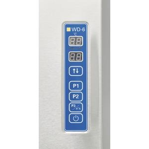 Doorschuifmachine Rhima WD6 PLUS Green met wasemcondensunit