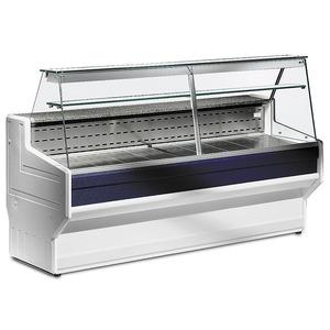 Koeltoonbank NordCap, ZVP 03-250, statische koeling, onderbouwkoeling, Cool-line