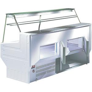 Koeltoonbank NordCap, ZVP 03-300, statische koeling, onderbouwkoeling, Cool-line