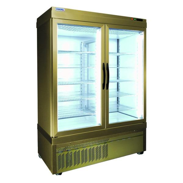 Display vrieskast Tekna, 7100 NFN, 1 glazen zijde