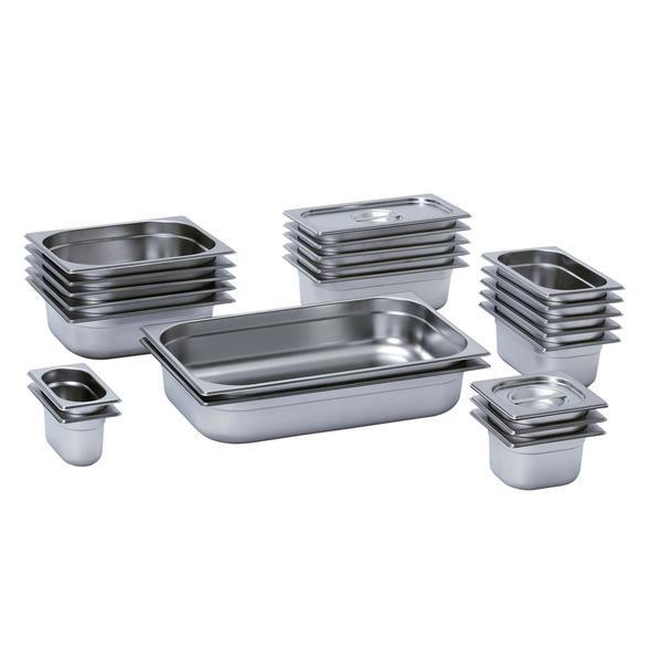 GN pan Combisteel GN 1/2 - 150 mm