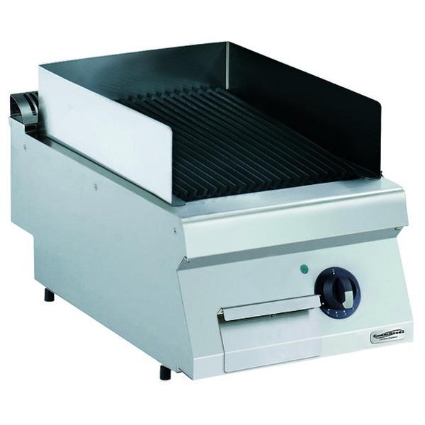 Elektrische grill, Combisteel, tafelmodel, PRO 700, breedte 40 cm