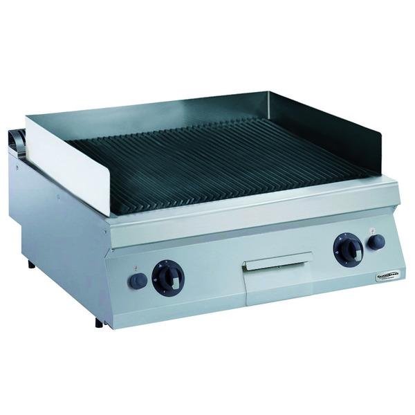Elektrische grill, Combisteel, tafelmodel, PRO 700, breedte 80 cm