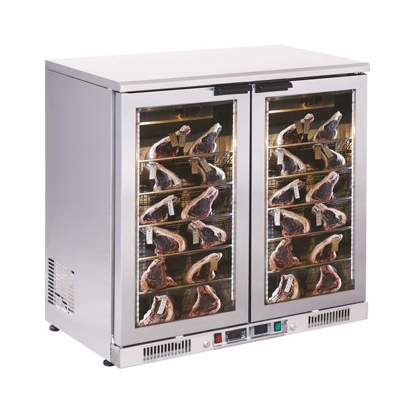 Dry age koelkast Combisteel 198l
