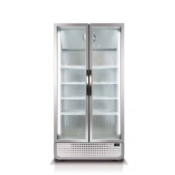 Glasdeur koelkast Husky C8PRO