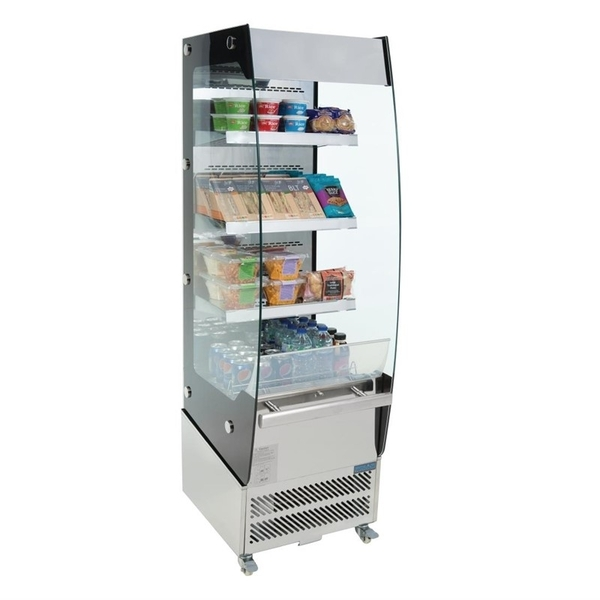 Multideck displaykast, Polar, 220 liter