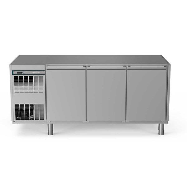 Koelwerkbank NordCap, CRIO HPM 3-7001, 3 deuren