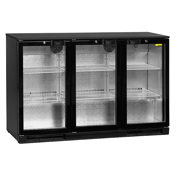 Barkoeler NordCap, RBS 1355-87-D, 3 glazen deuren