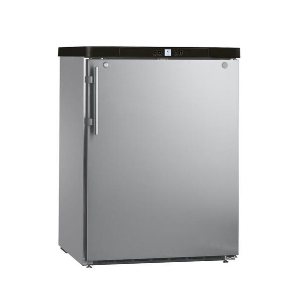 Vrieskast Liebherr, GGUesf 1405, statische koeling, RVS-deur