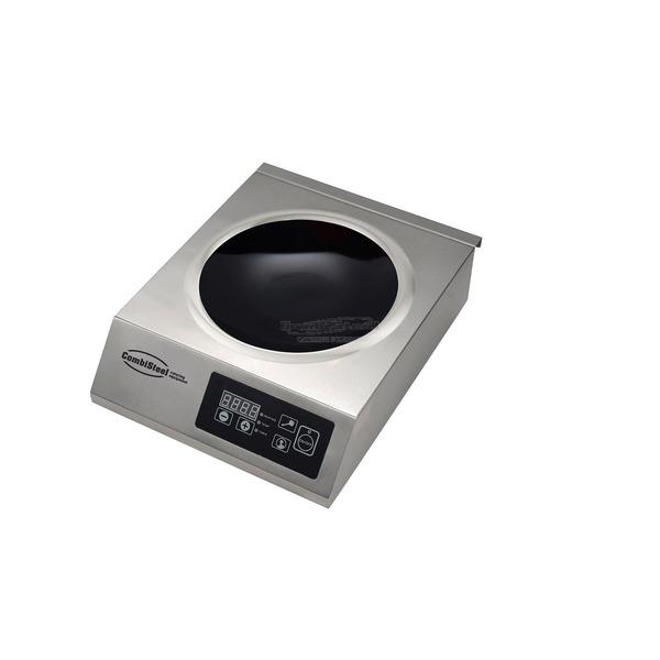 Inductie wokplaat Combisteel 3500W