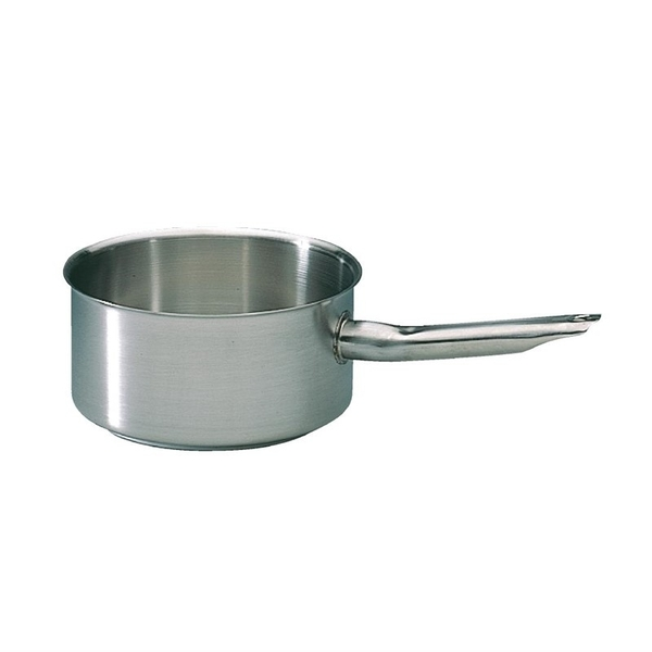 Steelpan, Bourgeat, RVS, Ø 14 cm, 1 liter