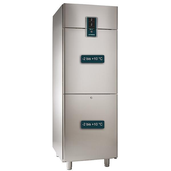 Koelkast NordCap, KK 702-2 Premium, 2 afzonderlijke koelcompartimenten