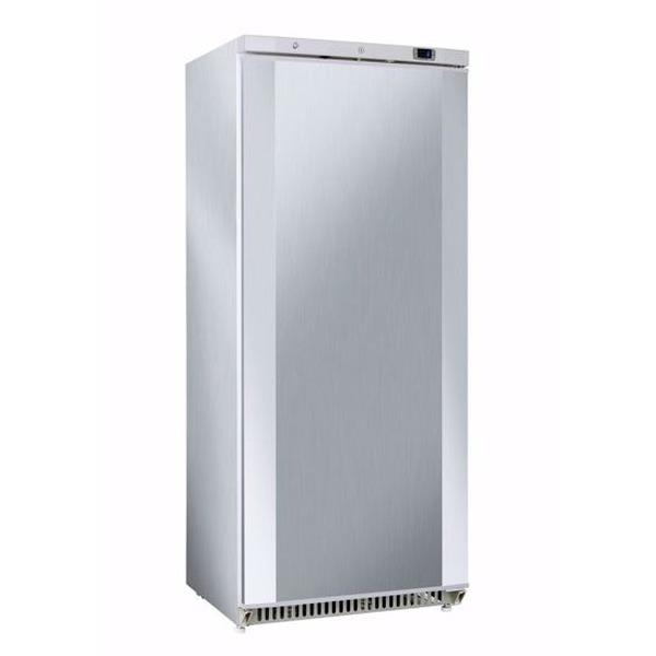 Koelkast Jumbo, Maxi Jumbo 600 RVS, statische koeling