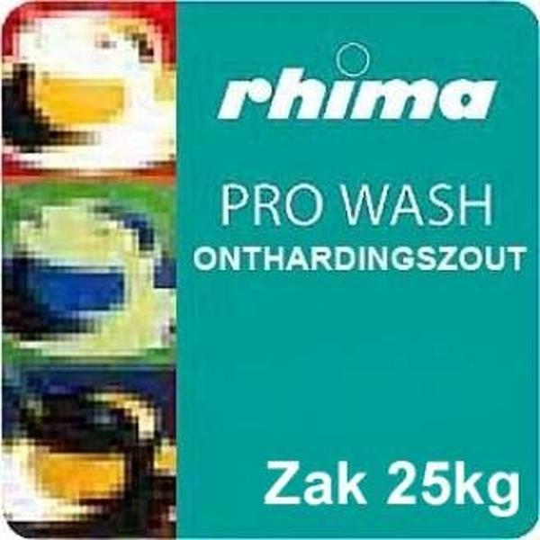 Onthardingszout, Rhima