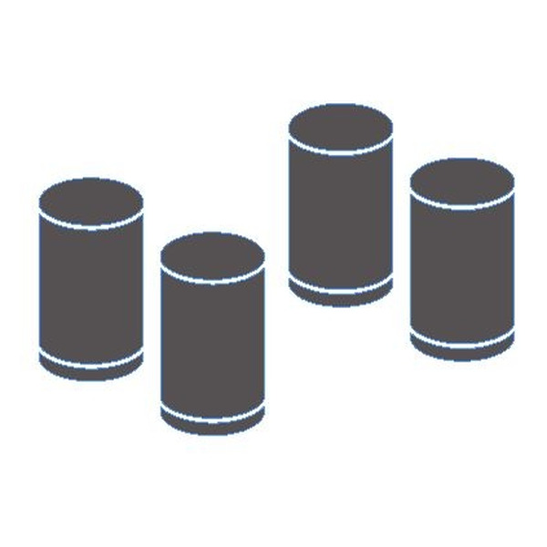 Potenset Combisteel type hr/hf