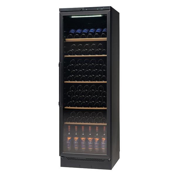 Wijnklimaatkast NordCap, VKG 571 LED, glasdeur, statische koeling