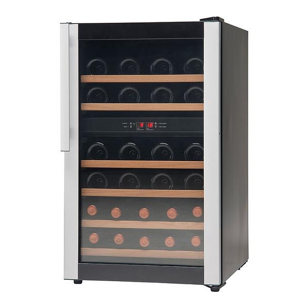 Wijnklimaatkast Nordcap, W 32 COMPACT, 2 temperatuurzones