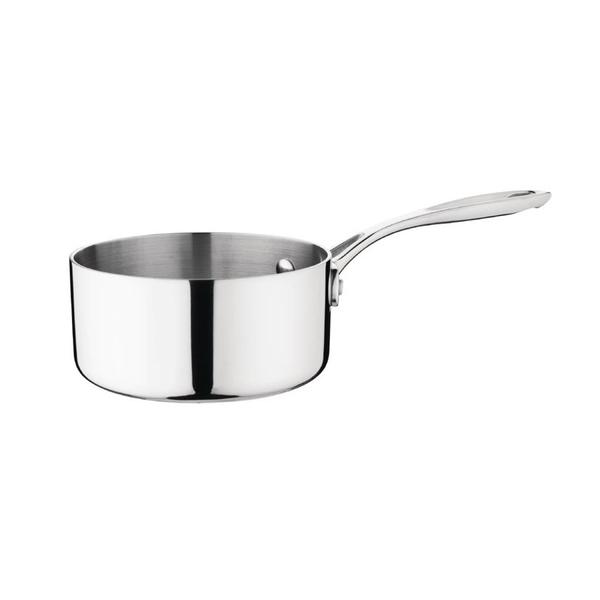 Steelpan, Vogue, RVS, Ø 14 cm, 0,9 liter